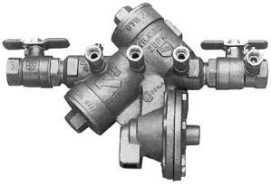 Wilkins-34-975XL2 Reduced Pressure Principal Backflow Preventer