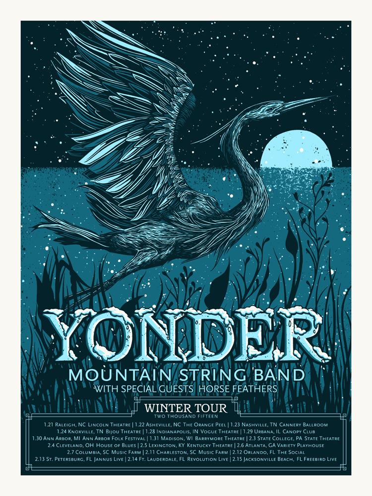Yonder Wander Over Egg