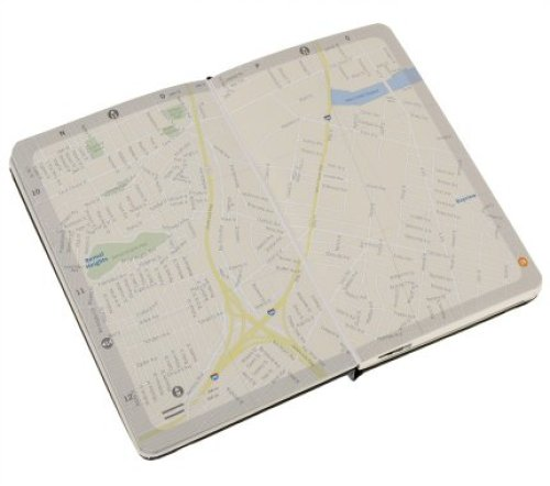 City Notebook Map