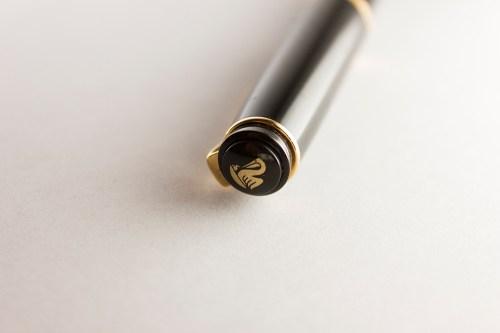 Pelikan pen with mini studio