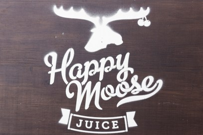 happy moose logo
