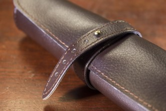 closeup on the buckle