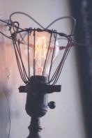 light at hollow