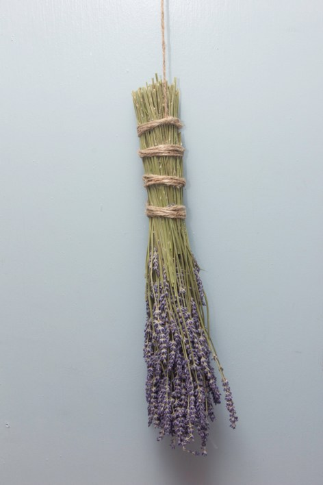 lavender on twine