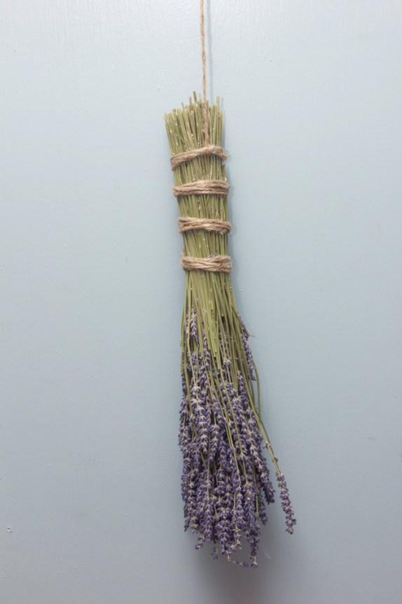 lavender on twine