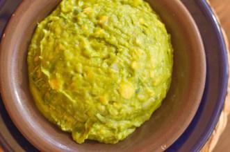 vibrant guacamole
