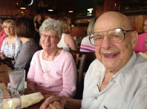 Dad at 91
