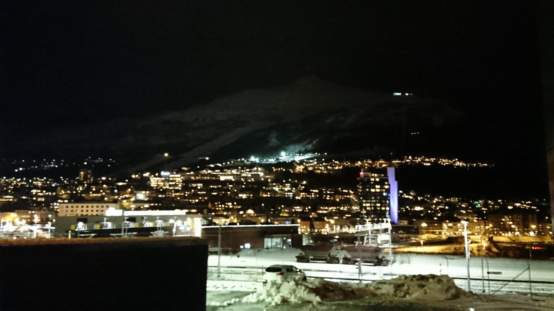 すごく夜景が綺麗で色気のある街