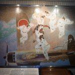 知覧の特攻平和会館内の絵画