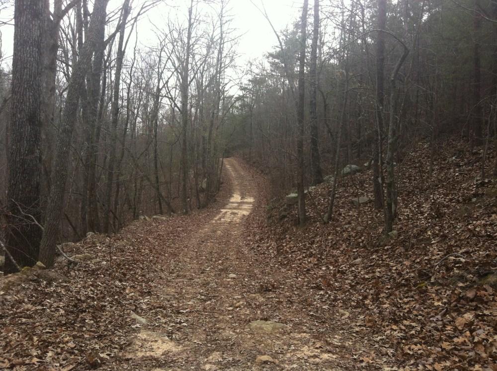 EBSCO trails ride report - March 9th 2013 (1/6)