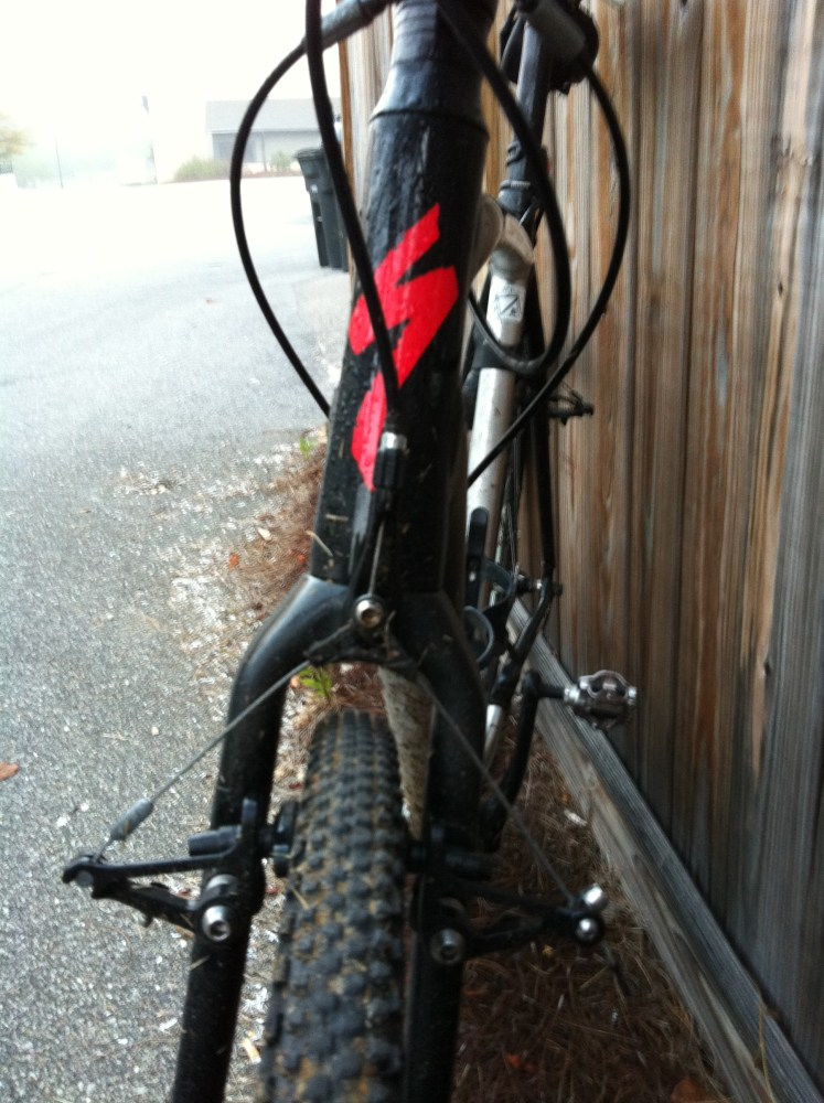 Specialized Crux - mid term review (5/6)