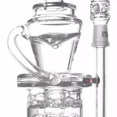 Pulse Glass Wisteria Barrel Incycler Review