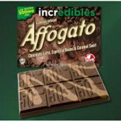 Affogato Chocolate Bar Marijuana Edibles Review