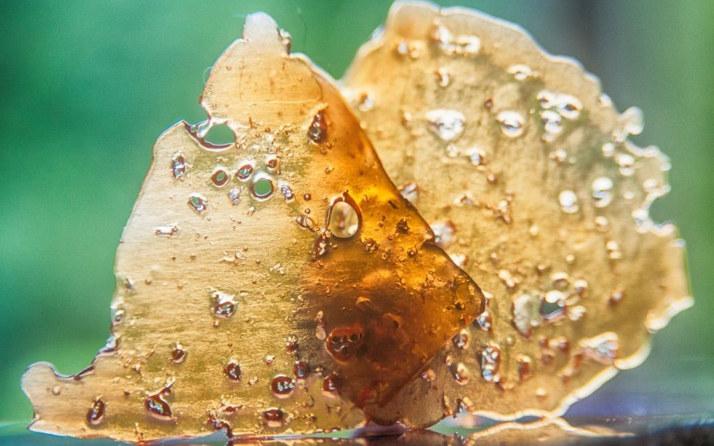 Chunky Diesel Shatter Review by Cresco Labs