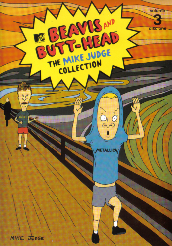 Beavis and Butt-Head The Scream