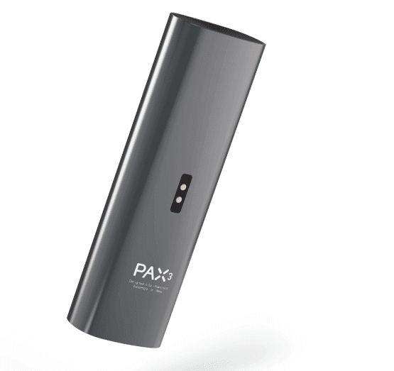pax 3 portable vaporizer for weed, by Ploom - CBD juice or dry herb