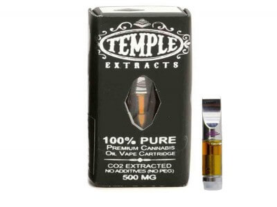 Buy temple extract blue dream online
