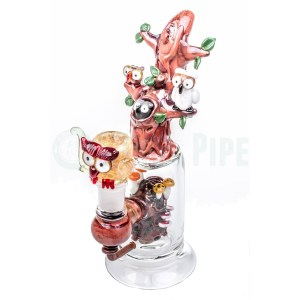 Empire Glassworks Deep Forrest Hooties Rig King's Pipe Coupon Code