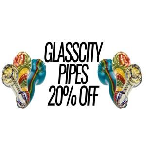 GlassCity Pipes GrassCity Discount