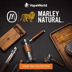 Bob Marley Natural Collection Vape World Coupon Code