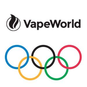 Winter Olympics Vapes World Coupon Code