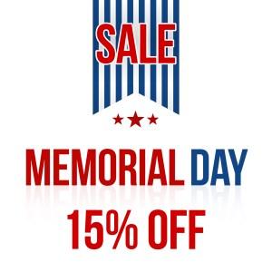 Memorial Day Sale Toker Supply Promo Code