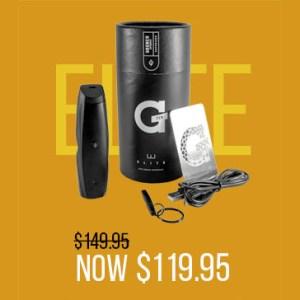 G Pen Elite Vaporizer Price Drop Vapor Nation Discount Code