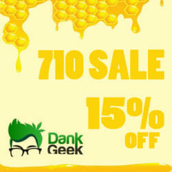 710 Sale DankGeek Coupon Code
