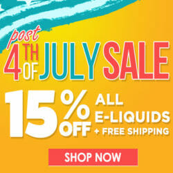 Post 4th of July Sale Direct Vapor Discount Code