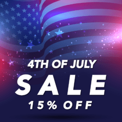 4th of July Discount Sale Toker Supply Coupon Code