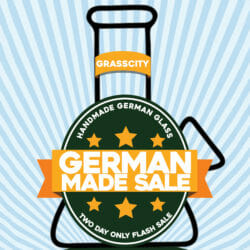 Handmade German Glass GrassCity Coupon Code