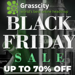 Black Friday GrassCity Coupon Code