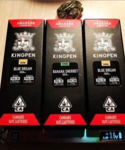 buy kingpen cartridges online