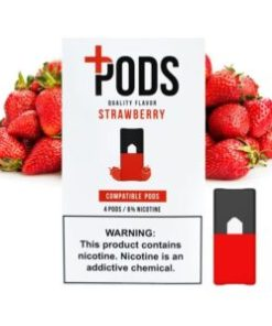 strawberry juul pods