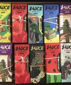 buy sauce extract carts