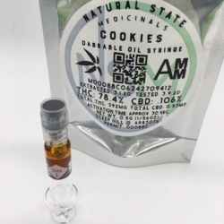 NSM Dabbable Oil Syringe - Cookies