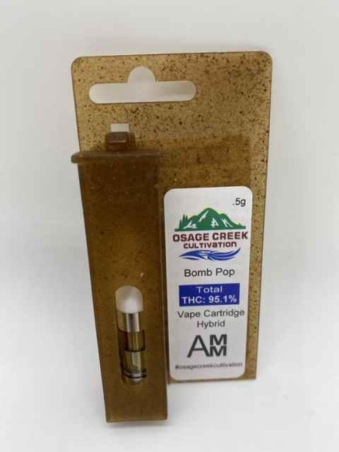 Osage - Cartridge - Bomb Pop - .5G