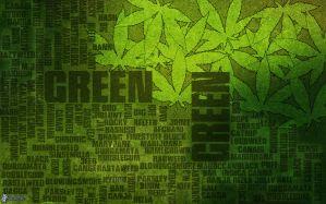 marijuana-green-background