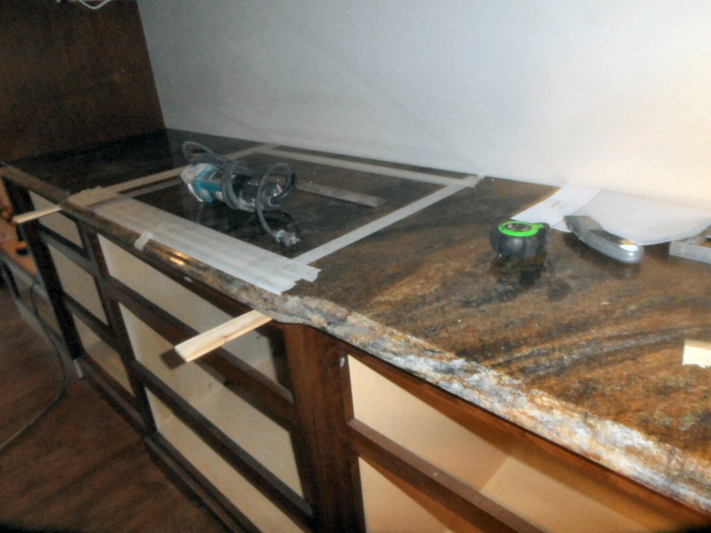 Granite Renovation Projects