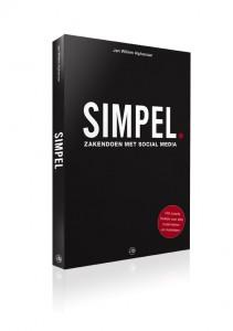 Cover van 'Simpel. Zakendoen met social media.'