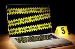 Online crimescene