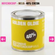 Hot Choco Dip Valentijn