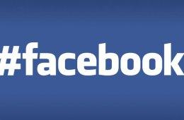 Hash tag Facebook