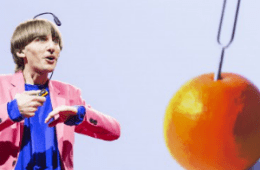 Neil Harbisson - cyborg ted 300x300