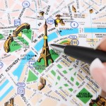parijs-kaart