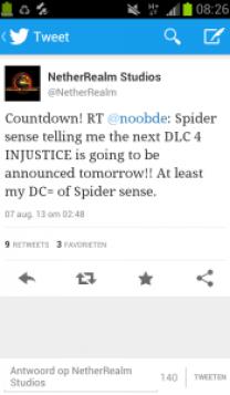 Screenshot EdBoon Spiderman