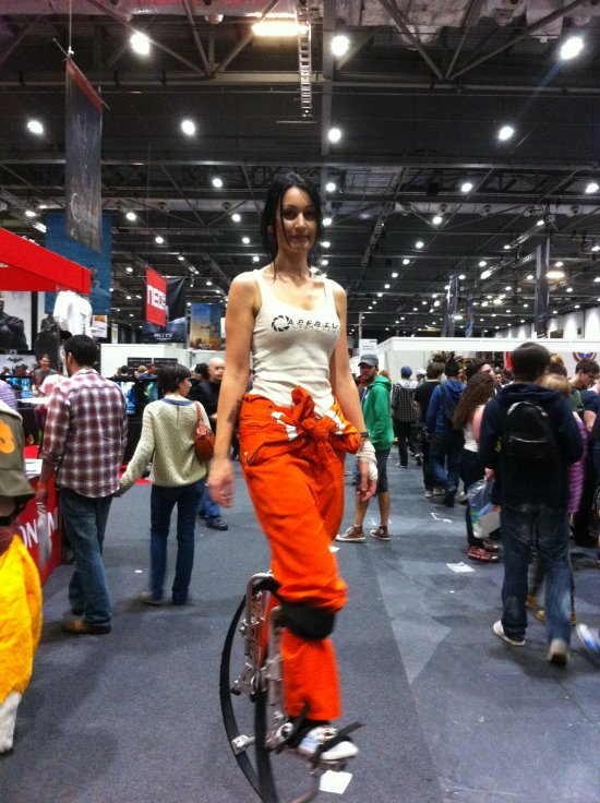Portal cosplay