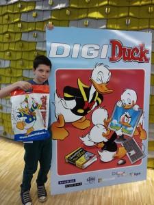 Digiduck: programmeren met Donald Duck