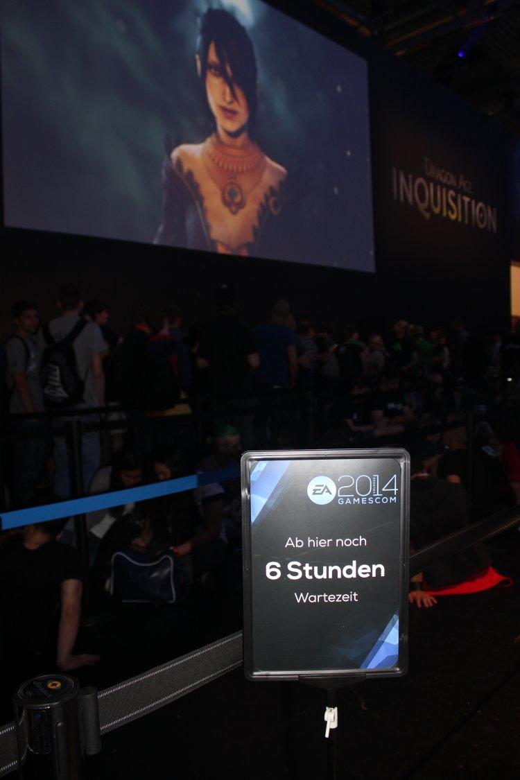 Gamescom Keulen 2014