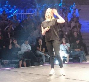 Alix Rübsaam op The Next Web 2018